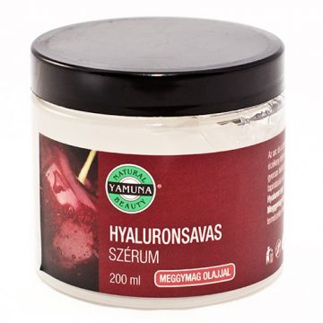 Ser cu Acid Hyaluronic 200 ml YAMUNA