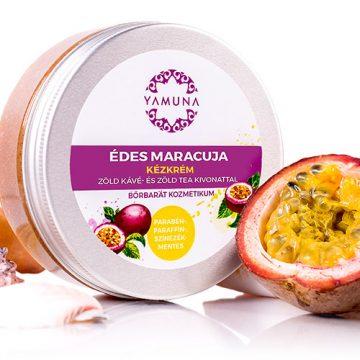 Crema de maini cu Maracuja (Fructul Pasiunii) - Yamuna